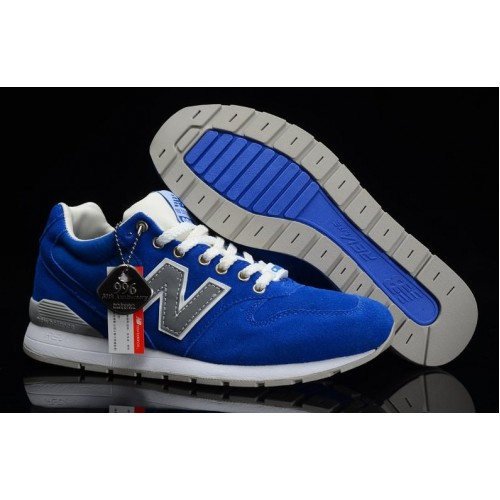New Balance 996 Blue женские кроссовки