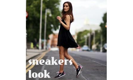 Кроссовки. Одевайтесь удобно и стильно каждый день!