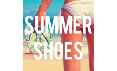 Выбор летней обуви для женщин