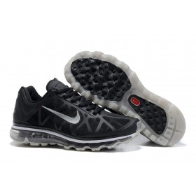 Nike Air Max 2011 Gray Black мужские кроссовки