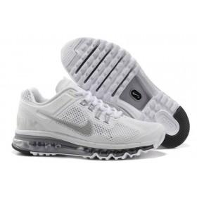 Nike Air Max 2013 White мужские кроссовки