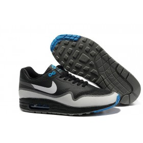 Nike Air Max 87 Hyperfuse Black Grey мужские кроссовки