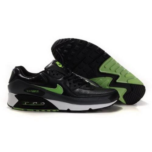 Nike Air Max 90 Black Green мужские кроссовки