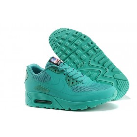 Nike Air Max 90 Hyperfuse Independence Day Turquoise мужские кроссовки