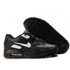 Nike Air Max 90 Black White мужские кроссовки