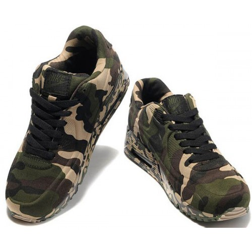 Nike Air Max 90 VT Camouflage мужские кроссовки