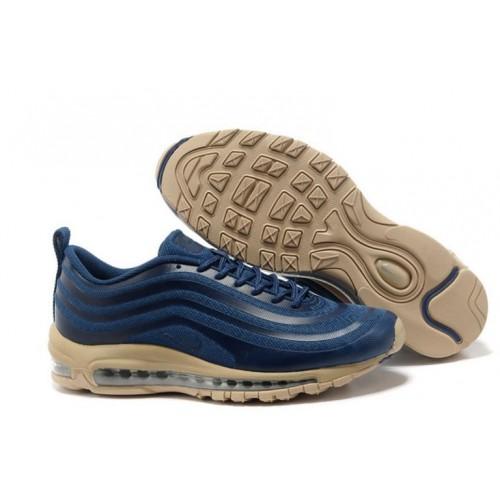 Мужские кроссовки Nike Air Max 97 Hyperfuse Blue
