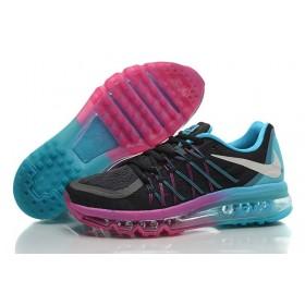 Nike Air Max 2015 Purple Blue женские кроссовки