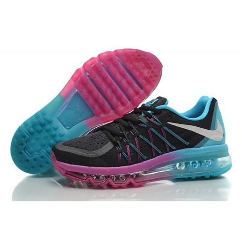 Кроссовки Nike Air Max 2015 Purple Blue женские