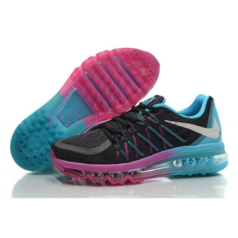 06dbd19a Кроссовки Nike Air Max 2015 Purple Blue купить женские кроссовки в ...