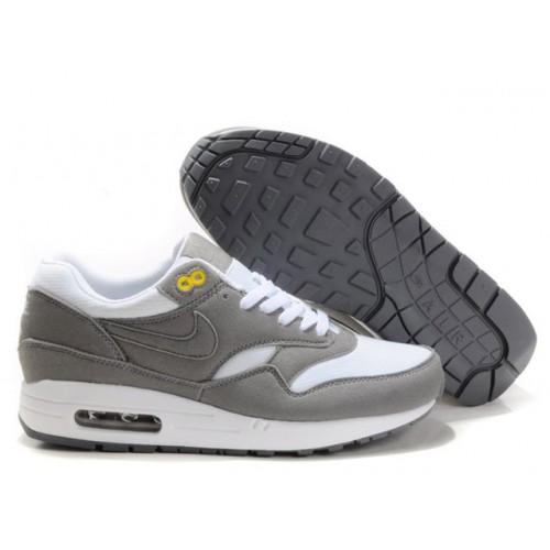 Nike Air Max 87 Grey мужские АирМаксы