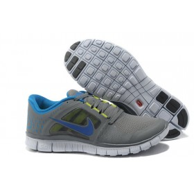 Мужские кроссовки для бега Nike Free Run 5,0 Grey