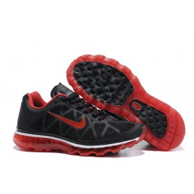 Nike Air Max 2011 Red Black мужские кроссовки