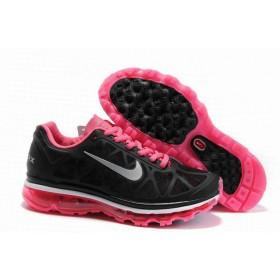 Nike Air Max 2011 Black Pink женские кроссовки