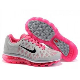 Nike Air Max 2011 Gray Pink женские кроссовки