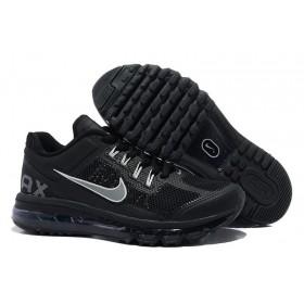 Nike Air Max 2013 Black мужские кроссовки
