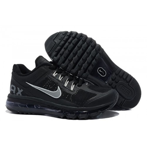 Nike Air Max 2013 Black мужские АирМаксы