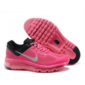 Nike Air Max 2013 Black Pink женские кроссовки