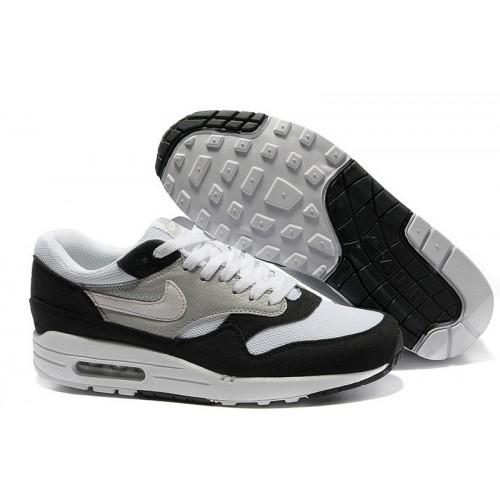 Nike Air Max 87 Grey Black мужские АирМаксы