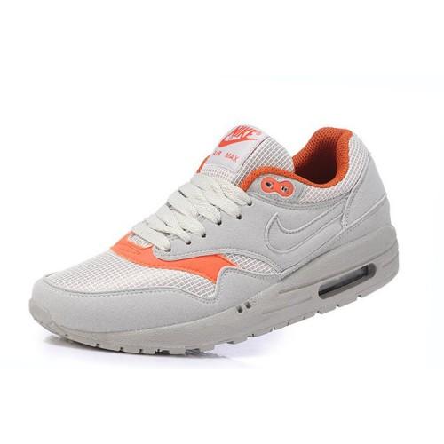 Nike Air Max 87 Orange White женские АирМаксы