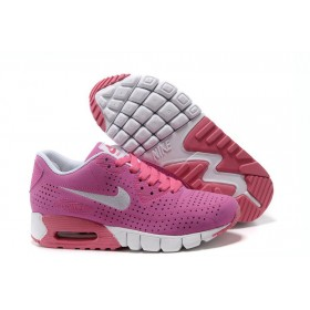 Nike Air Max 90 Current Moire Pink женские кроссовки