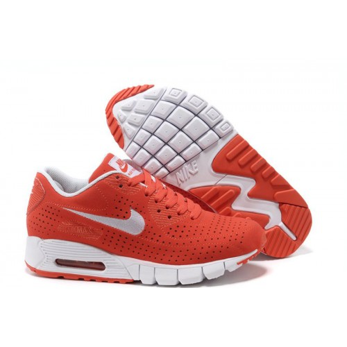 Nike Air Max 90 Current Moire Red женские АирМаксы