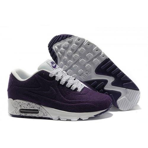 Nike Air Max 90 VT Tweed Purple женские АирМаксы