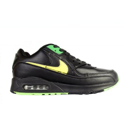 Nike Air Max 90 Black женские АирМаксы