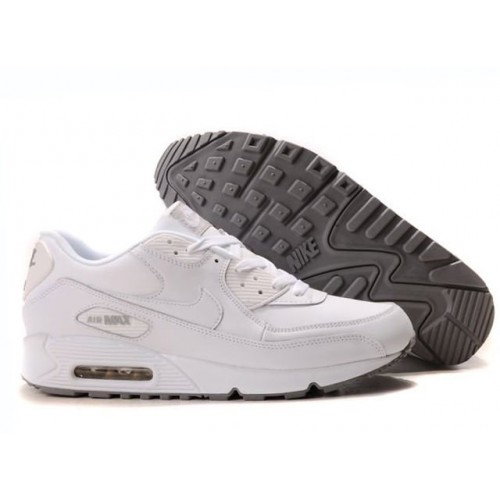 Nike Air Max 90 White женские кроссовки