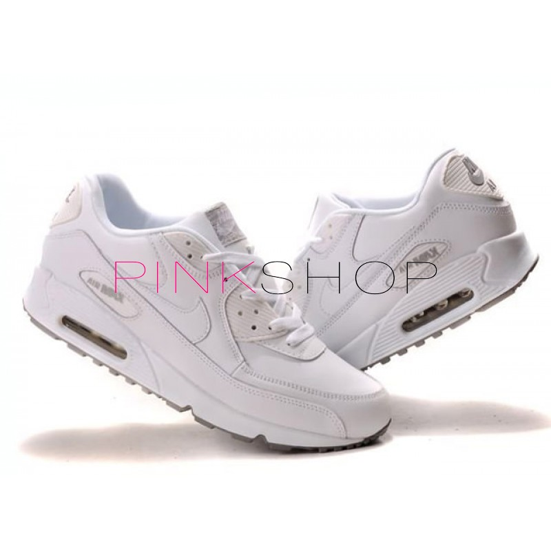 1b08f651b42b Nike Air Max 90 White купить женские АирМаксы в Киеве, цены в ...
