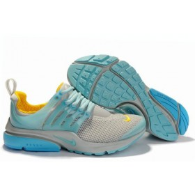 Nike Air Presto Grey Azure женские кроссовки для бега