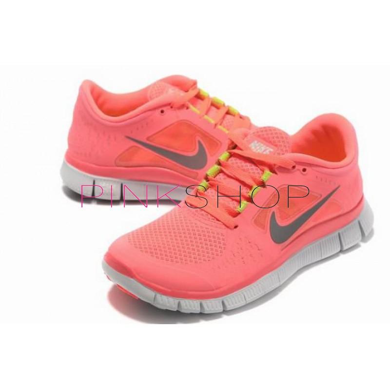 Nike Free Run Plus 3 Orange ?????? ??????? ???? ??? ??? ?