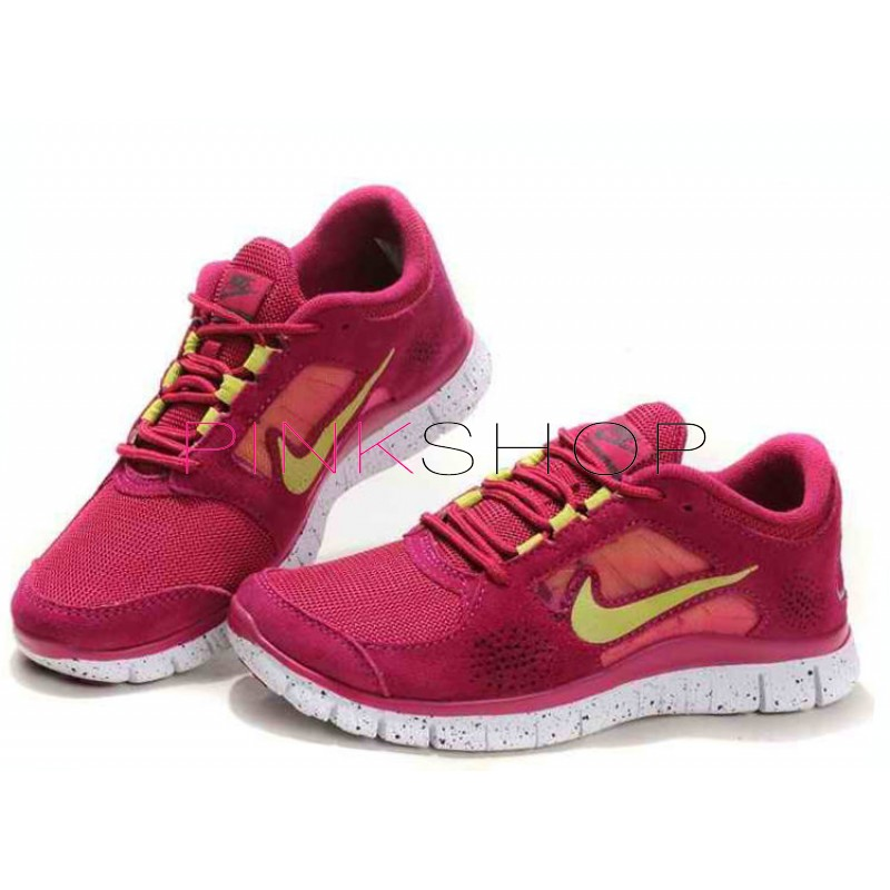 56b62c87 Nike Free Run Plus 3 Red купить женские Найк Фри Ран в Киеве, цены в ...