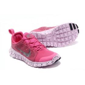 Nike Free Powerlines 2 Pink женские кроссовки для бега