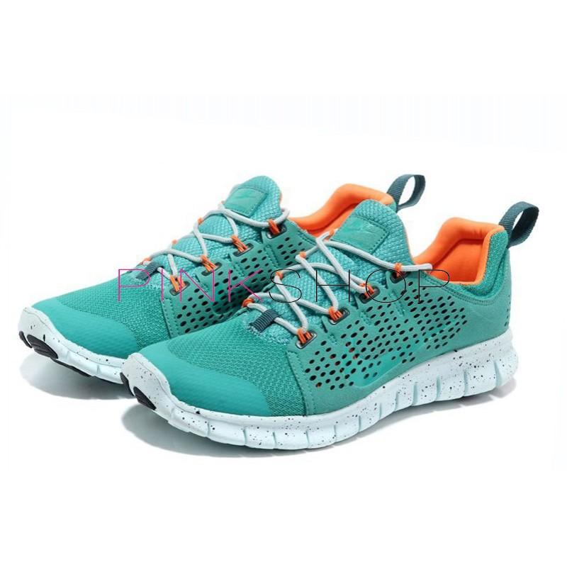 c3560d44 Nike Free Powerlines 2 Turquoise купить женские кроссовки для бега в ...