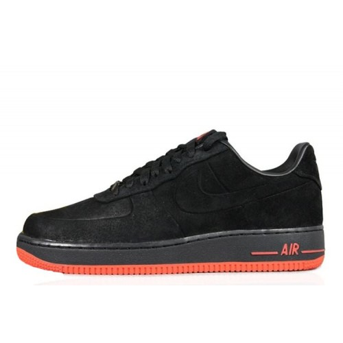 Кроссовки Nike Air Force 1 Low VT Black Orange мужские