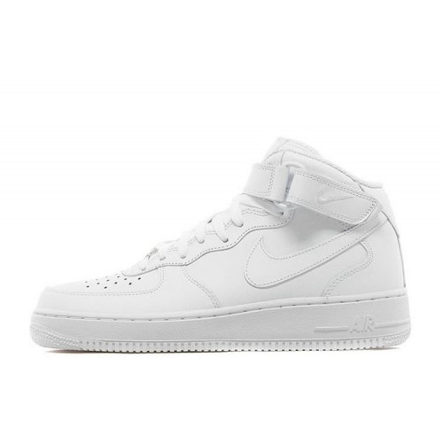 Кроссовки Nike Air Force High White мужские