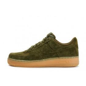 Nike Air Force Low Dark Loden мужские кроссовки