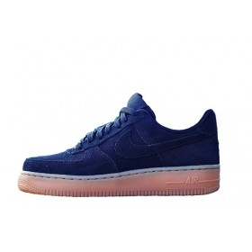 Nike Air Force Low Midnight Navy мужские кроссовки