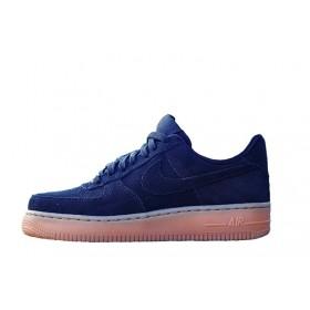 Nike Air Force Low Midnight Navy мужские кроссовки
