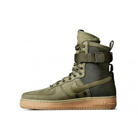 Nike Air Force SF1 Green мужские кроссовки