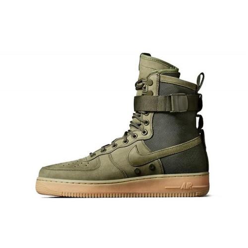 Кроссовки Nike Air Force SF1 Green мужские