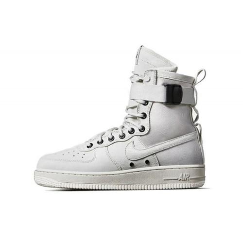 Кроссовки Nike Air Force SF1 White мужские