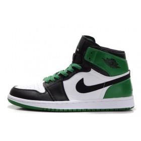 Nike Air Jordan Alpha I White Green мужские кроссовки