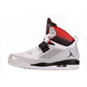 Nike Air Jordan Flight 97 Grey Red мужские кроссовки