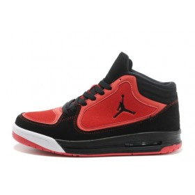 Nike Air Jordan Post Game Red Black мужские кроссовки