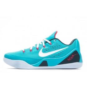 Nike Zoom Kobe 9 Light Blue мужские кроссовки
