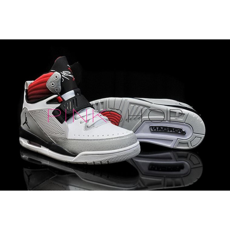 f79f6750a326 Nike Air Jordan Flight 97 Grey Red мужские кроссовки ... classic ...