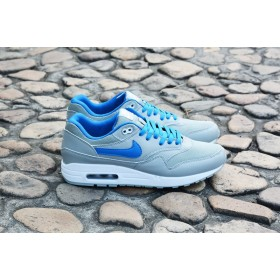 Nike Air Max 1 Ultra Grey Blue мужские кроссовки