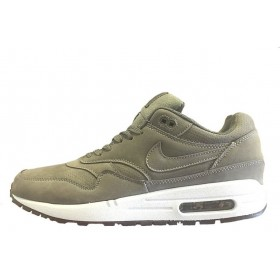 Nike Air Max 1 Essential Antifur Grey мужские кроссовки